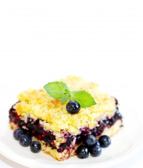 Blueberry Cinnamon Crumble (30ml)