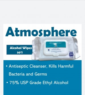 Sanitizing wipes (Case of 32 packs)